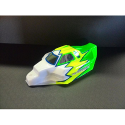 Delta Plastik Buggy 1/8 Off/Road Body for Mugen MBX7 EP