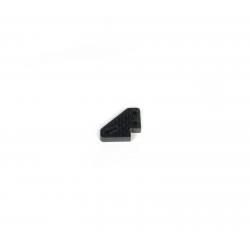 BMT.0903 Rear Graphite Upper Arm Mount Plate 016 EVO