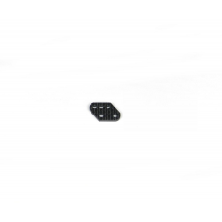 BMT.1237 Supporto ammortizzatori posteriori inferiore BMT016 EVO