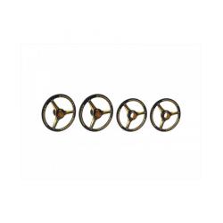 ArrowMax Ruota in ergal per 1/8 On/Road - Black Golden