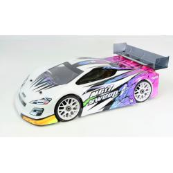 SP Racing Carrozzeria GT12 con adesivi (1/8 - Rally - GT)