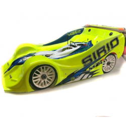 Schepis Model 1/8 Rally Game GT Stealth LEGAL 2.0 Body (Lexan 1,5mm)