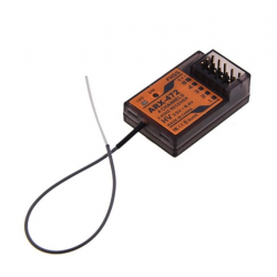 ARX-472 Compatible Receiver 2.4GHZ - FHSS 4 / 3 for Sanwa Radio