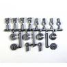 H2514 Mugen Nuovi Ricambi in plastica per ammortizzatori MRX/MTX