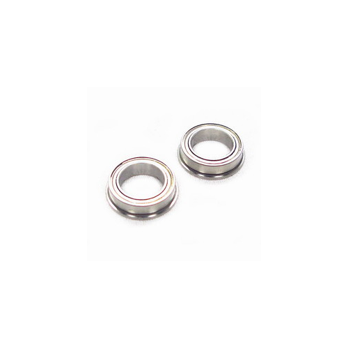 F0050 Edam Flanged 8x12x3.5mm Bearings (2pcs)