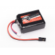 Ruddog LiHv 2200mAh 7.6V Receiver Straight Pack