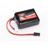 Ruddog LiHv 2200mAh 7.6V Receiver Straight Pack