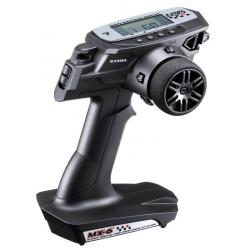 Radiocomando Sanwa CAR MX-6 2.4GHZ 3ch (con RX391 WaterProof)