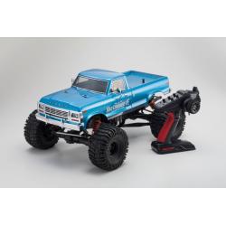 Automodello Elettrico Monster Truck Kyosho Mad Crusher VE Brushless RTR