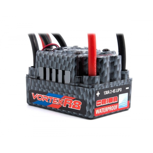 Team Orion Vortex R8 WP Sensorless 1/8 Scale Brushless ESC 130A