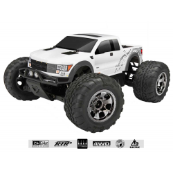 Automodello Elettrico HPI Savage Flux XS Brushless RTR Monster Truck