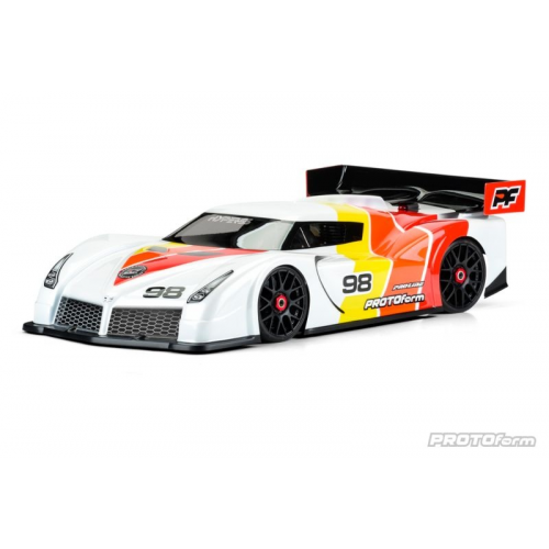 Protoform Hyper SS Light 1/8 GT Body With Decals