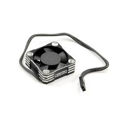 Centro 30mm Aluminium HV High Speed Cooling Fan