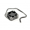 Centro 30mm Aluminium HV High Speed Cooling Fan