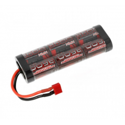 Robitronic Pacco batteria 7,2V 3600mAh Stick pack spina Deans