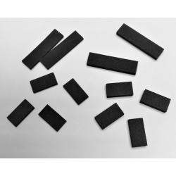 Xceed Kit spugne adesivi per carrozzeria (Nere)