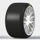 PMT SLICK SS0 Super Soft Touring 1/5 Tires Mounted on P2 Rims