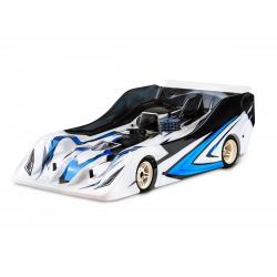 Xtreme Aereodynamics 1/8 On/Road Racing Body Super Diablo Pre-Cut Mugen