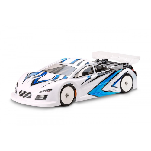 Extreme Aereodynamics TWISTER Light 1/10 EP Touring 190mm Body With Decals