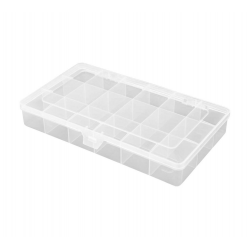 Robitronic Assortment Case 18 Compartments 210x119x34.5mm