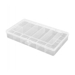 Robitronic Assortment Case 8 Compartments 208x119x33mm