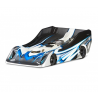 Xtreme Aereodynamics 1/8 On/Road Racing Body FLAT Pre-Cut Mugen