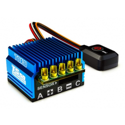 SkyRC TORO TS50 Brushless Sensored 50A ESC