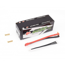 Intellect Lipo 6000mAh 4S 120C - 15.2V Off/Road Car Competition