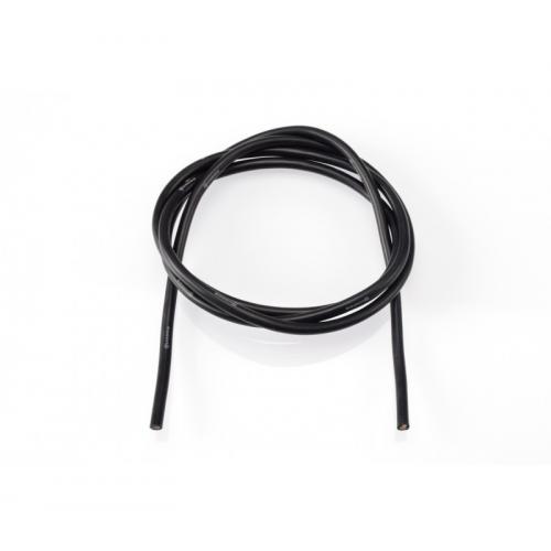 Ruddog 13awg Silicone Wire (Black/1m)