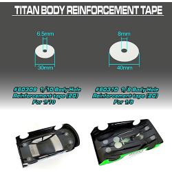 Blitz 1/10 Body Hole Reinforcemente Tape (20)