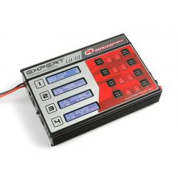 Robitronic Expert LD-45 Charger LiPo 1-6S 5A 4x50W
