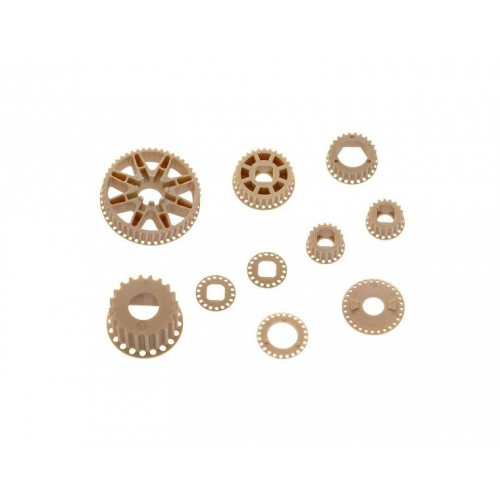 H2230 Mugen MRX6 Low Friction Pulley Set