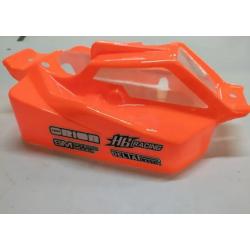 Delta Plastik Buggy 1/8 Off/Road Body for Mugen/Associated/SWorkz/HB
