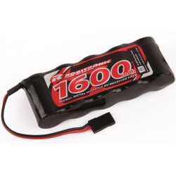 Robitronic Pacco batteria RX in linea 6V 1600mAh