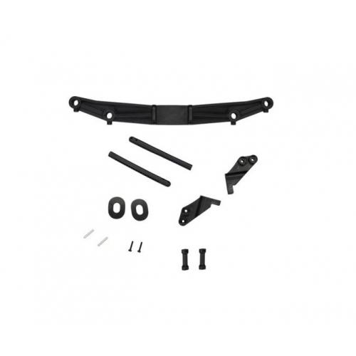 SPT601027 Serpent SRX8 GT Rear Bodymount