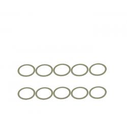 ArrowMax Rasamenti in acciaio 13x16x0.2mm (10pz)