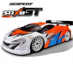 Rc Car Serpent Cobra SRX8 GT 1/8 On/Road