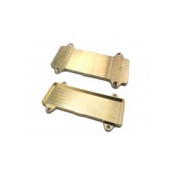 ArrowMax Brass Battery Plate for Mugen MRX5