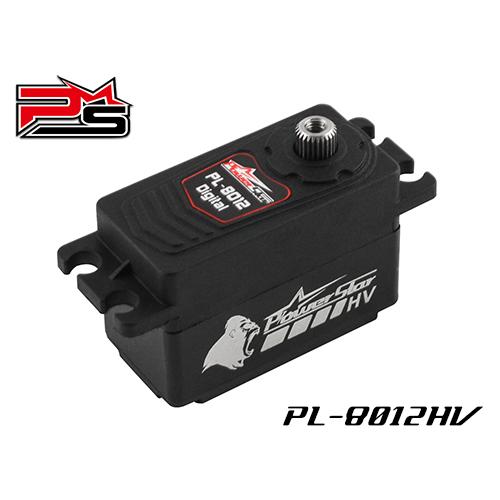 Power Star Digital Low Profile PL-8012HV High Voltage Servo
