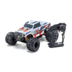 Rc Electric Car Kyosho Monster Tracker 2WD 1/10 RTR