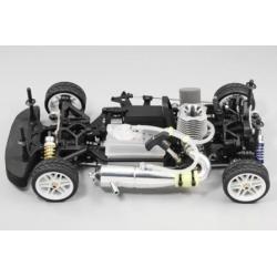 Automodello Hobao Hyper GPX4 RTR 1/10 Touring scocca Ferrari