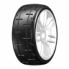 "GRP REVO T01 GT 1/8 Tires 2018 Mounted on HARD Spoked Rims (""S07 Hard)"
