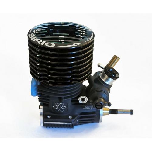 Sirio Seven 2020 .21 7 Port Tuned Ceramic Off/Road Engine