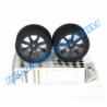 Enneti Front Touring Car 1/10 Mounted on Carbon Rims (Soft Dual Shore)