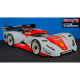 Grafil Bodies GT8 Vision LMP1 1/8 GT Body With Decals
