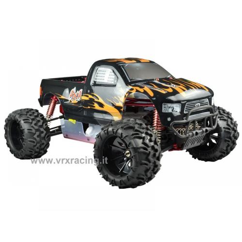 Rc Car VRX Hurricane V2 4x4 Monster Truck 1/5 RTR Engine 30cc