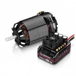 HobbyWing XERUN XR8 PRO G2 1/8 Brushless ESC 200A & Motor 4268 2000KV G3