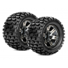 Roapex TRACKER 1/10 Monster Truck Tires (2)