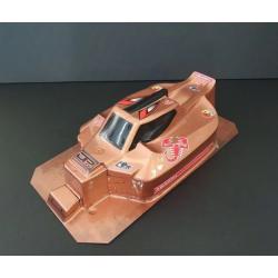 Delta Plastik Buggy 1/8 Off/Road Body for BMT801 GP