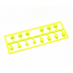 IF616KY Kyosho Inferno MP10 Color Sus. Bush Set (Yellow)